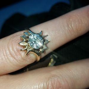 10k wedding ring